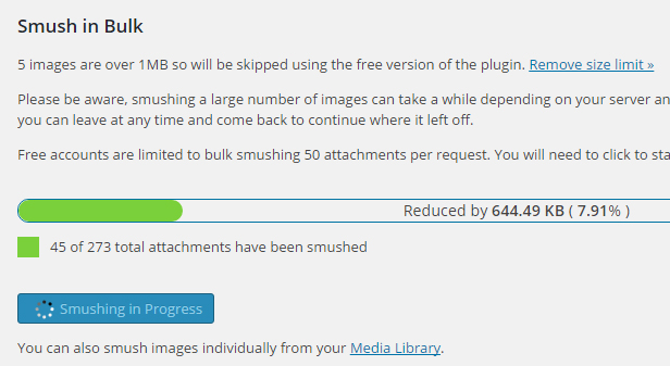 How To Use WordPress Smush It Plugin