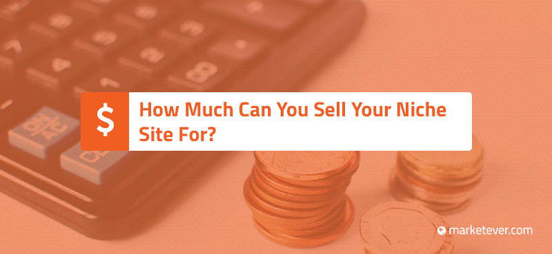 How Much Can You Sell Your Niche Site For