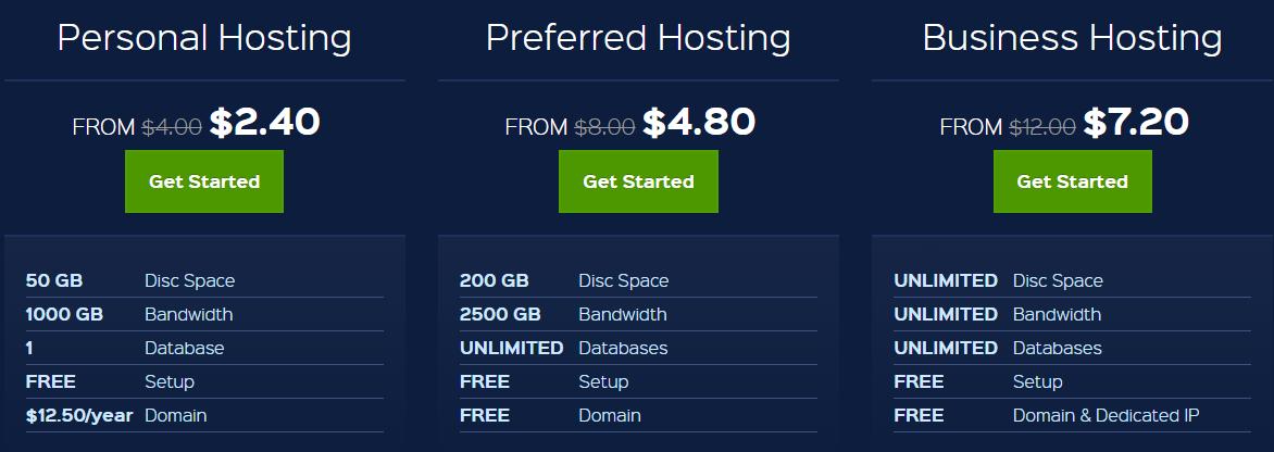 westhost-hosting-plan
